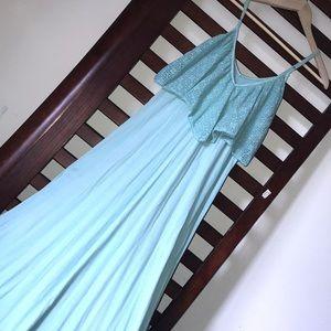 O'Neill Womens maxi dress